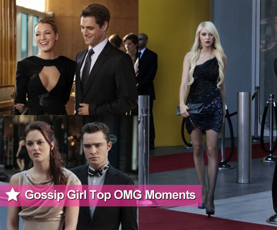 "Top OMG Moments From Gossip Girl Episode ""Easy J"""