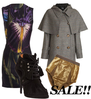 Barneys's Magnificent Winter Sale — Proenza Schouler, APC, Christopher Kane, and Givenchy Madness!