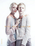 Melissa Tammerijn, Julia Nobis for Proenza Schouler, by Willy Vanderperre