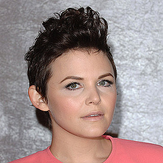 Ginnifer Goodwin's Pompadour Hairstyle at the Season 5 Premiere of Big Love