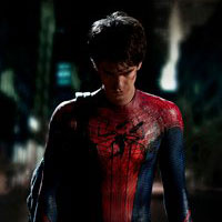 First Picture of Andrew Garfield as Spider-Man in the New Spider-Man Reboot