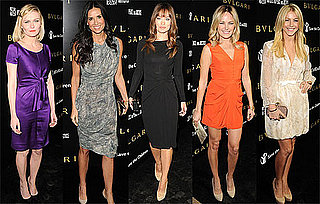 Pictures of Demi Moore, Olivia Wilde, Kirsten Dunst, Julianne Hough at Save the Children Party 2011-01-14 03:31:08