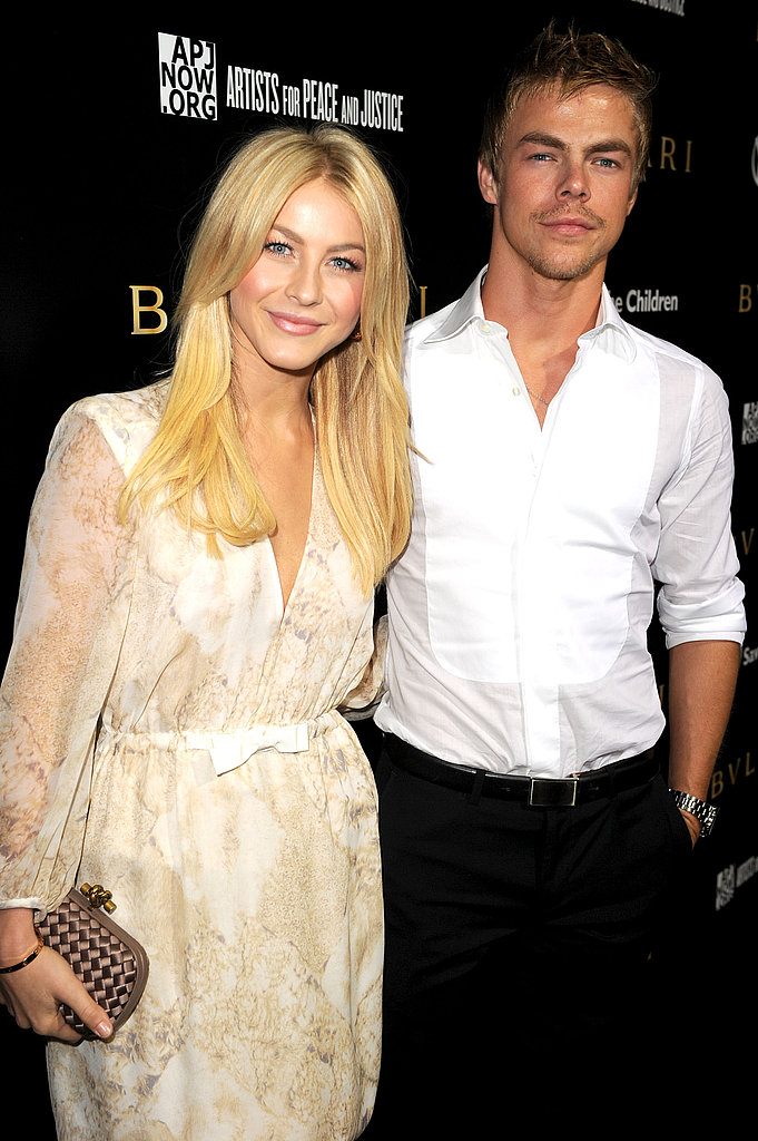 Julianne Hough, Derek Hough