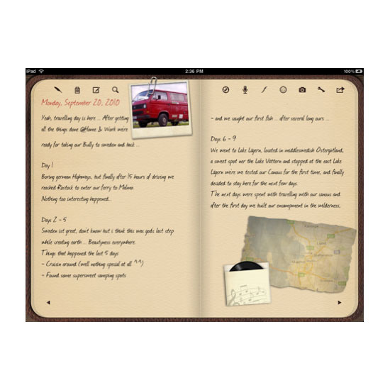 My Own Diary HD ($4)