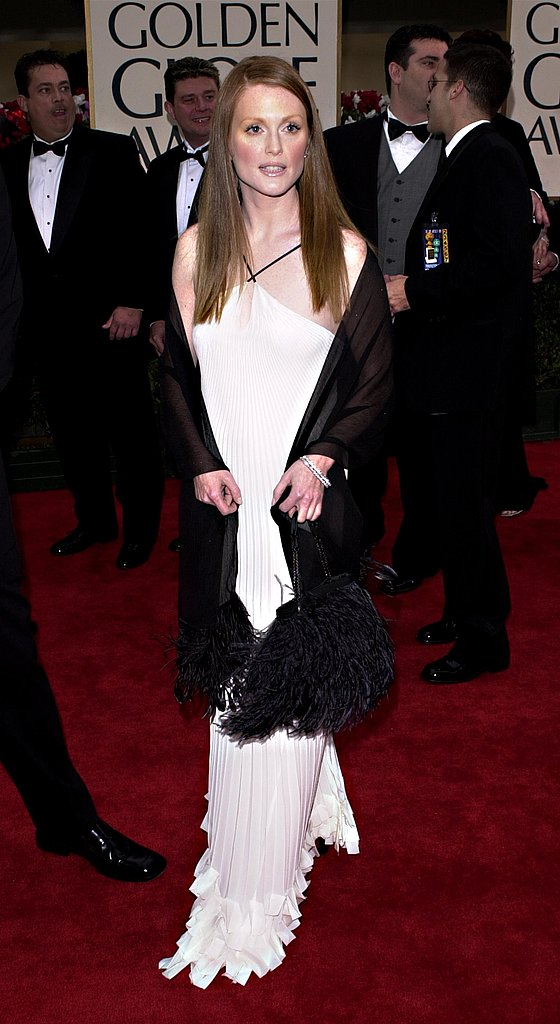 Julianne Moore in 2001.