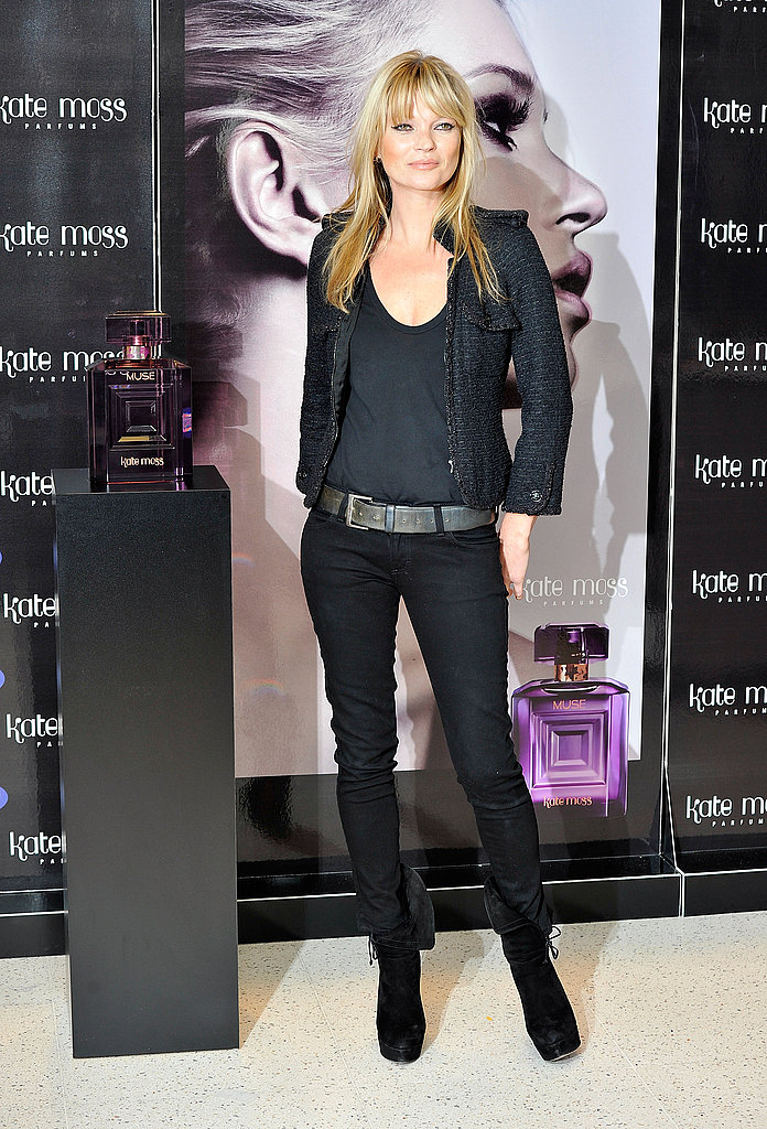 November 2010: Vintage Muse Fragrance Signing