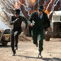 The Green Hornet Movie Review Starring Seth Rogen and Cameron Diaz