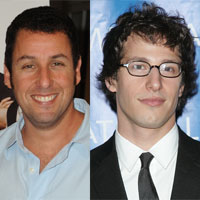 Adam Sandler and Andy Samberg to Play Father and Son I Hate You Dad
