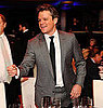 Pictures and Quotes from Matt Damon on Jason Bourne at Critics Choice Movie Awards 2011-01-14 21:19:00