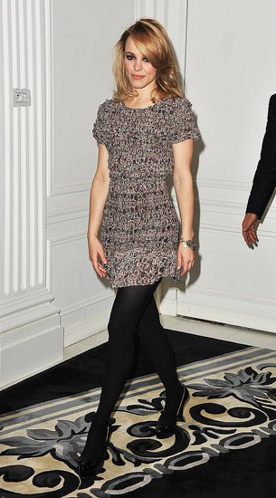 Rachel McAdams Pops Up in Paris For Her Latest Morning of Work