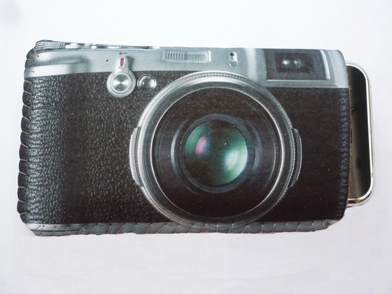 Retro iPhone Camera Case ($20)