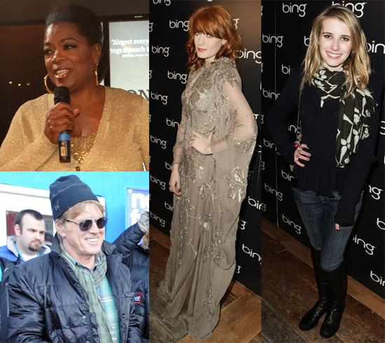 Sundance Kicks Off With a Star-Studded First Weekend!