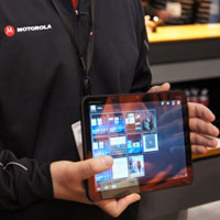 Motorola Xoom Launch Details Feb. 17 $700 at Best Buy
