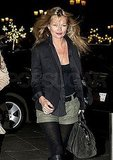Kate Moss Welcomes 37 With a Weekend in Paris!