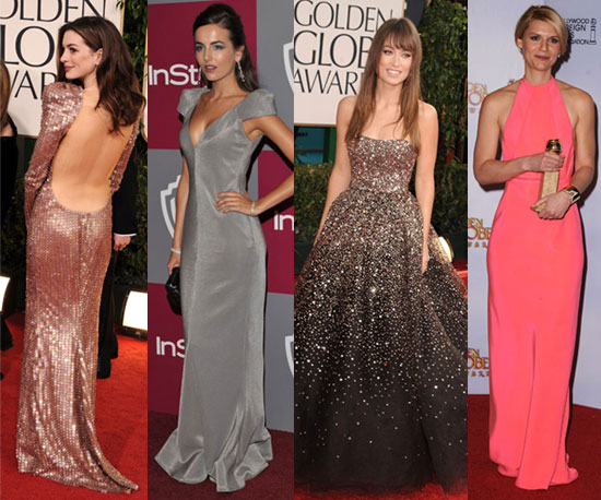 2011 Golden Globe Awards Red Carpet Pictures