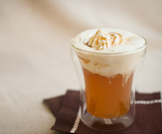 Hot Caramel Cider