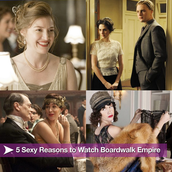 Sexy Reasons to Watch Golden Globe-Winning Boardwalk Empire
