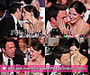 Ben Affleck and Jennifer Garner Kissing at 2011 Critic's Choice Awards