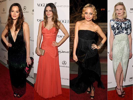 20 Glam Looks From Art of Elysium Gala