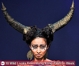 10 Wild Moments From Hong Kong Fashion Week