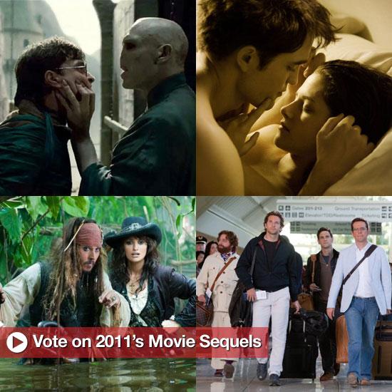 2011 Movie Sequels