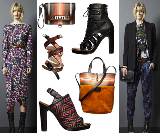 Proenza Schouler's Crafty Pre-Fall Collection