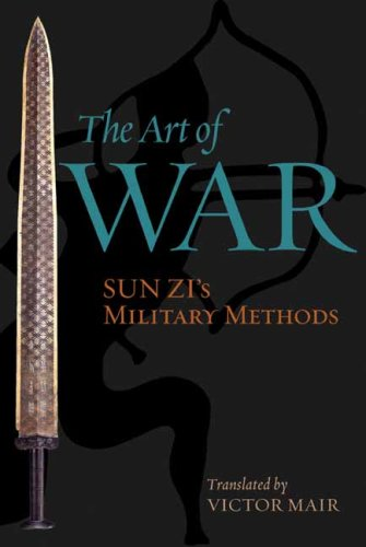 No. 8 The Art of War