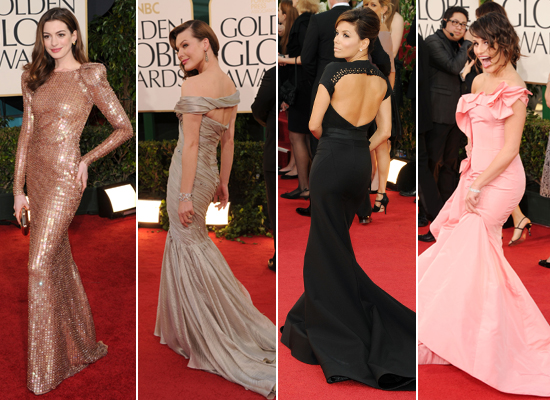Best Of The Rest: 2011 Golden Globes Roundup!