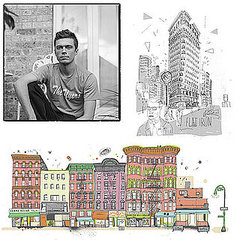 Interview with Illustrator James Gulliver Hancock of All the Buildings in New York