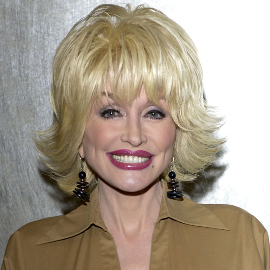 Even when Dolly has short hair, she still has approximately three times the volume of a normal human.
