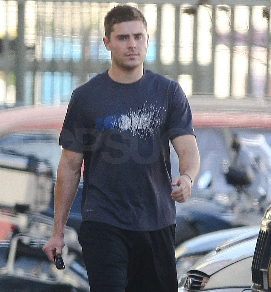 Zac Efron Takes Care of Business and Lines Up New Costars