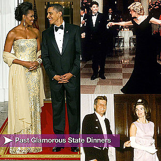 Pictures of Past State Dinners