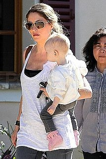 Pictures of Rebecca Gayheart and Daughter Billie Dane Together in LA