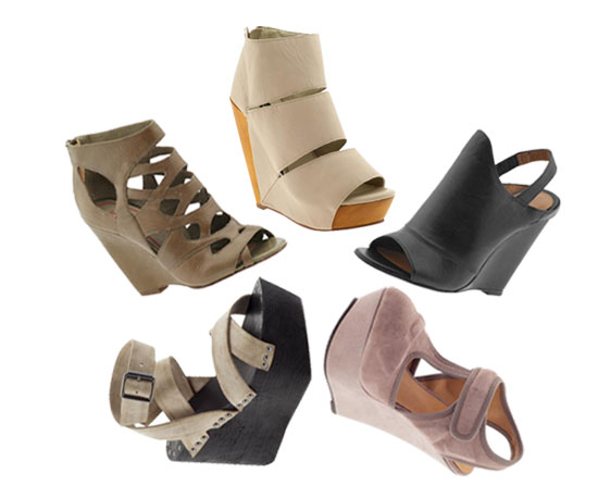 Get Psyched For Spring With 10 Chic Wedges From Piperlime