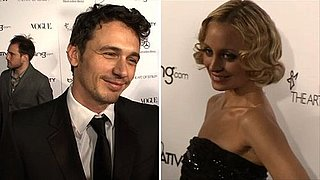 Video of James Franco, Nicole Richie, Jake Gyllenhaal at Art of Elysium Heaven Gala