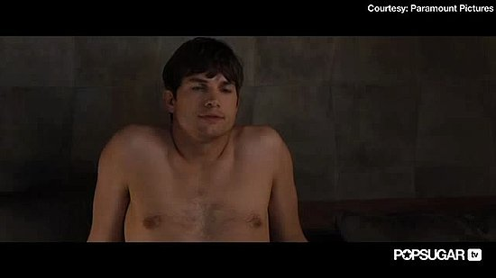 In the comedy, Natalie Portman and Ashton Kutcher steam up the screen as ...