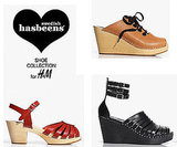 H&M has a new collaboration, and it involved quirky cute clogs.