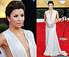 Eva Longoria In Georges Hobeika at 2011 SAG Awards 2011-01-30 16:50:00