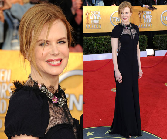 Nicole Kidman in Nina Ricci at 2011 SAG Awards 2011-01-30 17:46:19