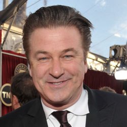 Alec Baldwin Wins the Screen Actors Guild Award For Outstanding Performance By a Male Actor in a Comedy Series