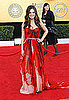 Pictures of Mila Kunis at 2011 SAG Awards Wearing Alexander McQueen 2011-01-30 16:49:44