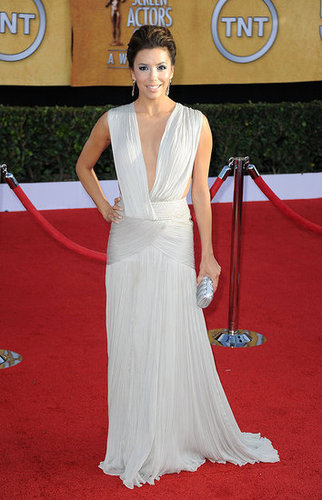 Pictures of Eva Longoria at SAG Awards Red Carpet 2011-01-30 16:44:33