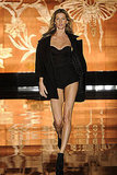 Gisele Bundchen Hits the Runway in a Swimsuit in Brazil!