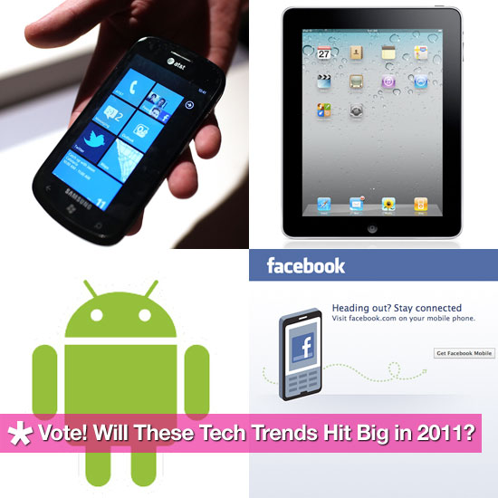 Will These Tech Trends Hit Big in 2011?