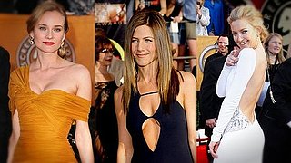 Past SAG Awards Red Carpet Fashion!