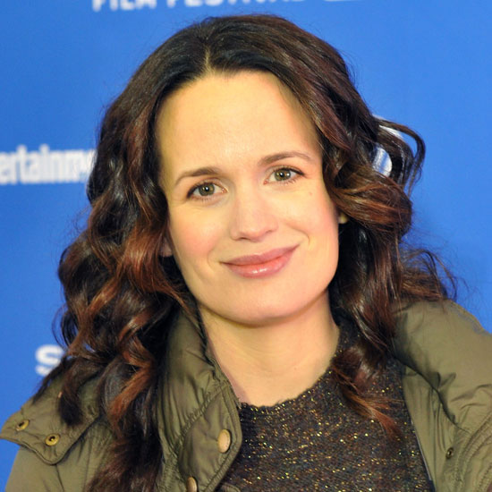 Elizabeth Reaser's Beachy Waves