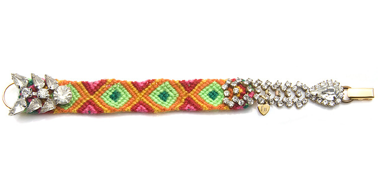 Frieda & Nellie Frieda Bracelet #10 ($195)