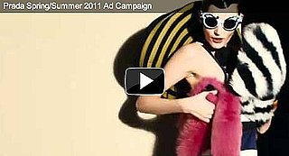 Prada Debuts Video and Print Campaign For Spring 2011 Collection