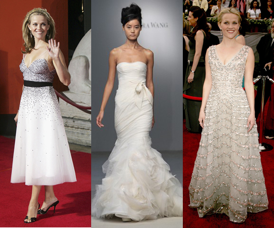 Fab Readers Vote For Reese Witherspoon&#039;s Wedding Dress