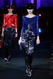 Giorgio Armani Takes Armani Prive Shockingly Futuristic for Spring 2011